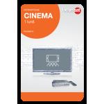 Cinema 1 luna