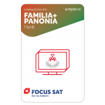 Familia + Panonia 1 luna